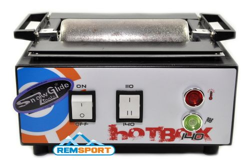 smarownica Hot Box 140 Snow Glide Tools